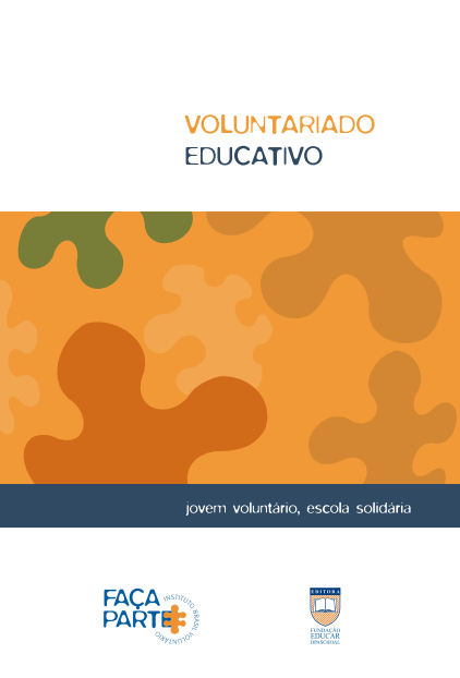 Capa da Voluntariado Educativo